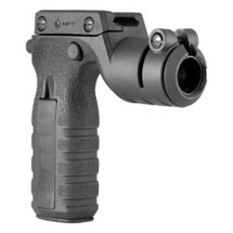 Mission First Tactical React Torch and Vertical Grip