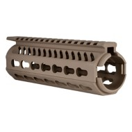 Mission First Tactical Tekko Metal AR15 Carbine 7-Inch Drop-In KeyMod Rail System