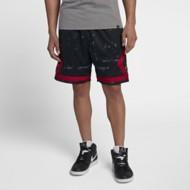 Men's Jordan Sportswear Last Shot Diamond Mesh Basketball Short