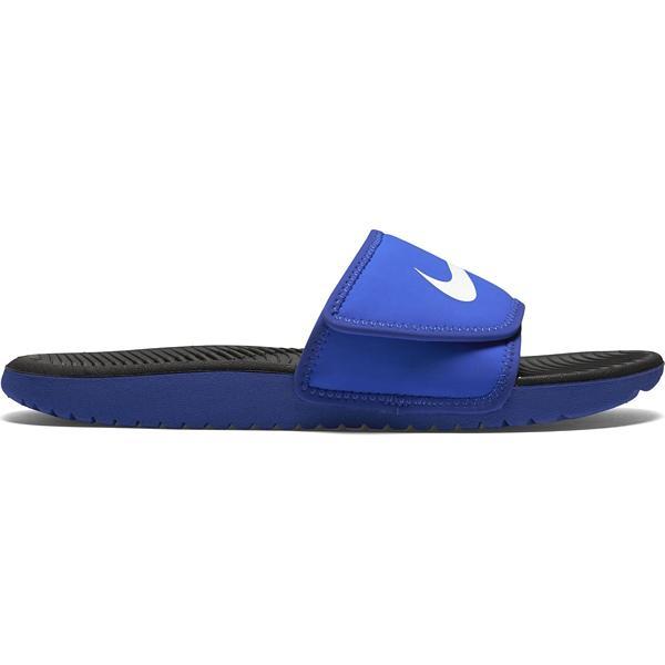 dc2ad38f0ad4 Youth Boys  Nike Kawa Adjust Slide Sandals