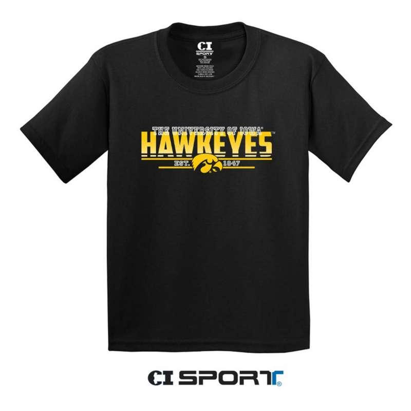 Youth CI Sport Iowa Hawkeyes Skittle T-Shirt