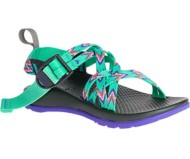 Youth Girls Chaco ZX/1 Ecotread Sandals