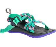 Grade School Girls' Chaco ZX/1 Ecotread Sandals