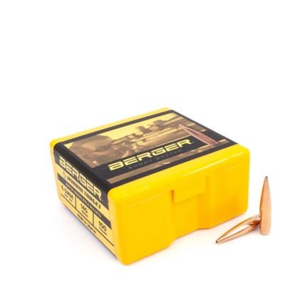 Berger 264 Caliber 140g Hybrid Target Bullets 100 Pack