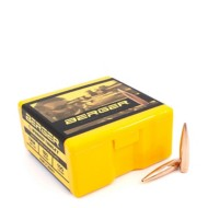 Berger 7mm 180g Hybrid Target Bullets 100 Pack