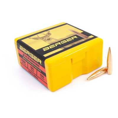 Berger Bullets 7mm 180gr Match Hunting VLD