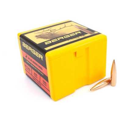 Berger Bullets 30cal 210gr Match Hunting VLD