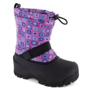 Grade School Girl's Northside Frosty Winter Snow Boot