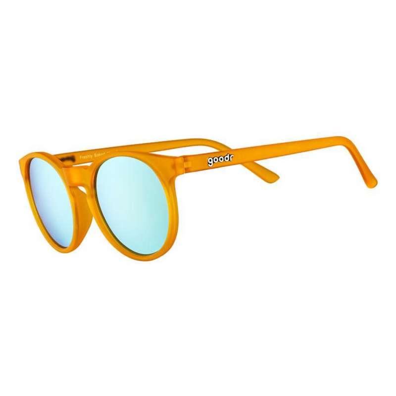 Goodr Freshly Baked Man Buns Polarized Sunglasses