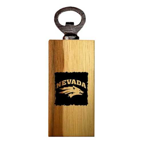 Timeless Etchings Nevada Wolf Pack Mini Bottle Opener