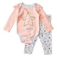 Infant Girls' Bunz Kidz Twinkle 2 Piece Set
