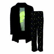 Preschool Boys' Bunz Kidz Super Sleepy Robe & Pajamas Set