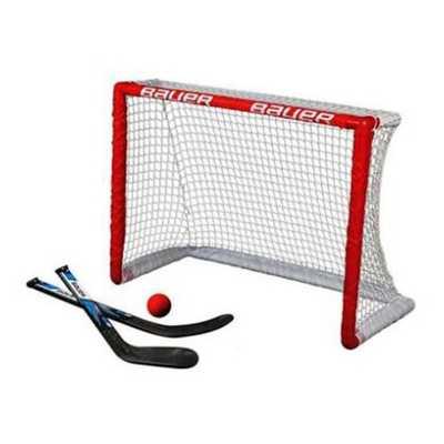 Bauer Knee Hockey Goal Set