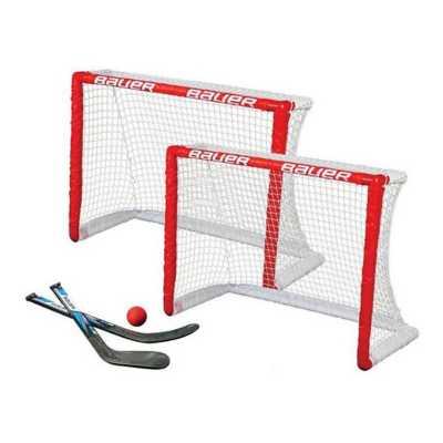 Bauer Knee Hockey Goal Set 2-Pack
