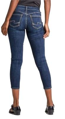 04c96189 Women's Silver Jeans Suki Mid Rise Skinny Crop | SCHEELS.com
