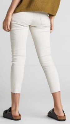 Women's Silver Jeans Avery High Rise Skinny Crop Pant