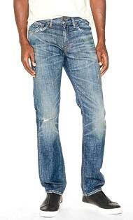 Men's Silver Jeans Konrad Jean