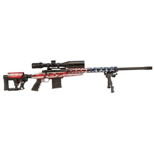 Howa M1500 APC American Flag Chassis Rifle