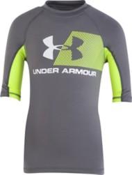 Preschool Boys' Under Armour H20 Reveal T-Shirt Rashguard