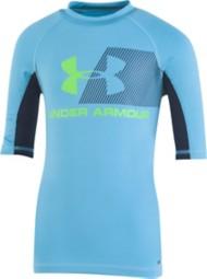 Youth Boys' Under Armour H20 Reveal T-Shirt Rashguard