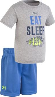 Infant Boys' Under Armour Eat Sleep Fish Set