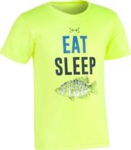Preschool Boys' Under Armour Eat Sleep Fish T-Shirt