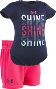 Infant Girls' Under Armour Shine Shine Shine Set