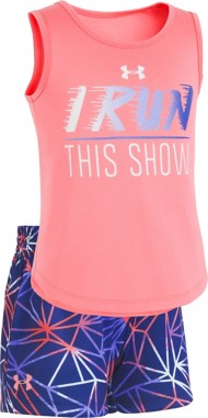 Toddler Girls' Under Armour I Run This Show Set