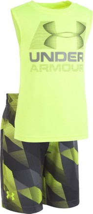 Toddler Boys' Under Armour Electric Fields Set