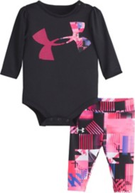 Infant Girls' Under Armour Interface Big Logo Set