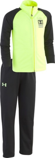 Toddler Boys' Under Armour On The Mark Track Set