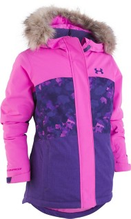 Grade School Girls' Under Armour Rocky Pine Jacket
