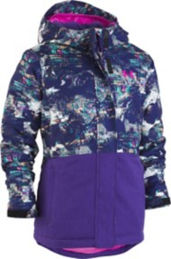 Grade School Girls' Under Armour Treetop Nova Jacket