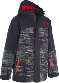 Youth Boys' Under Armour Static Zero to 60 Jacket