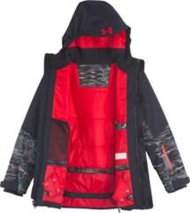 Youth Boys' Under Armour Static Zero to 60 Jacket