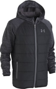Youth Boys' Under Armour Day Trekker Jacket
