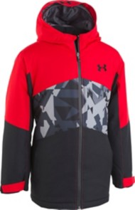 Preschool Boys' Under Armour Zumatrek Jacket