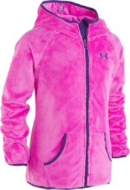 Youth Girls' Under Armour Cozy Hooded Jacket