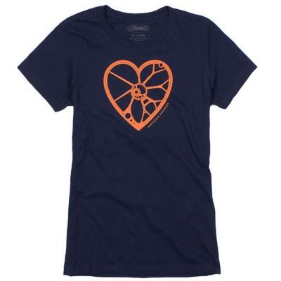 Women's Mathews Heart Cam Tee