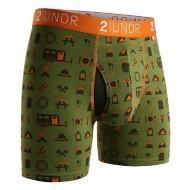 Men's 2UNDR Swing Shift Boxer Brief