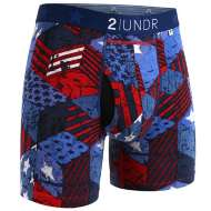 "Men's 2UNDR Swing Shift 6"" Boxer Breif"