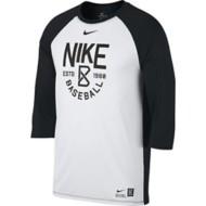 Men's Nike Baseball Raglan Shirt
