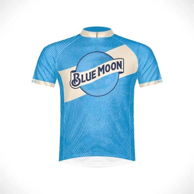 Men's Primal Wear Coors Blue Moon Cycling Jersey