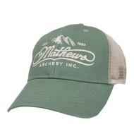 Mathews Green Mountain Cap