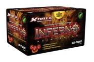 X-Ball Inferno Paintballs 2000 Count