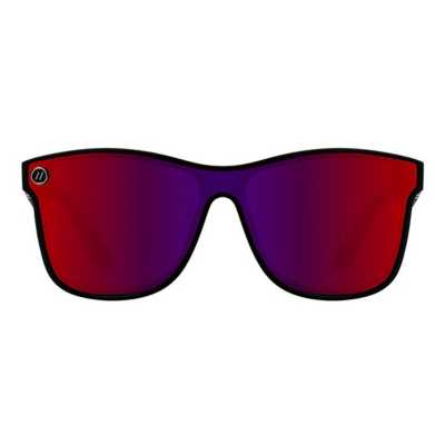 Blenders Eyewear Crimson Night Millenia X2 Polarized Sunglasses