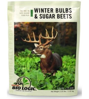 Bio-Logic Winter Bulbs & Sugar Beets Food Plot Mix