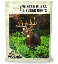 Bio-Logic Winter Bulbs & Sugar Beets Food Plot Mix