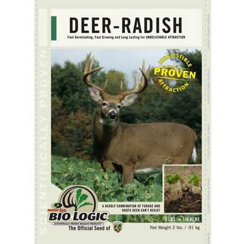 Bio-Logic Deer-Radish Food Plot