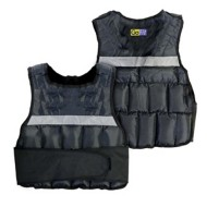 GoFit Adjustable Weighted Vest